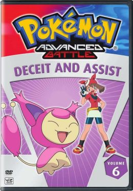 Pokemon Advanced Battle, Vol. 6: Deceit & Assist