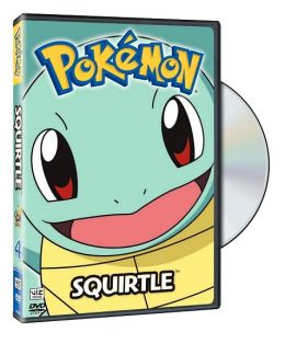 Pokemon All Stars, Vol. 4: Squirtle