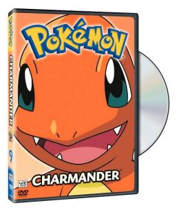 Pokemon All Stars, Vol. 9: Charmander