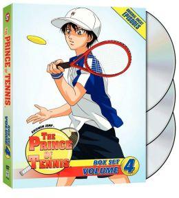 Prince of Tennis Box Set, Vol. 4
