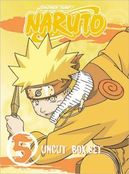 Naruto Uncut Box Set, Vol. 5