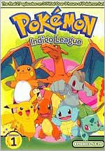 Pokemon: Season One, Part Three - Indigo League Box Set
