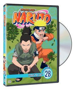 Naruto, Vol. 28: Sound Vs. Leaf