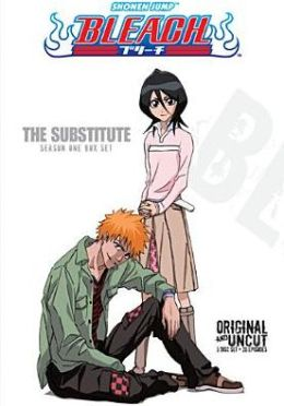 Bleach Uncut Box Set: Season 1 - the Substitute