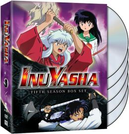 Inuyasha Season 5 Box Set (5pc) / (Sub Box)