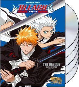 Bleach Uncut Box Set: Season 3 - the Rescue