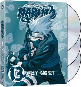 Naruto Uncut Box Set, Vol.. 13