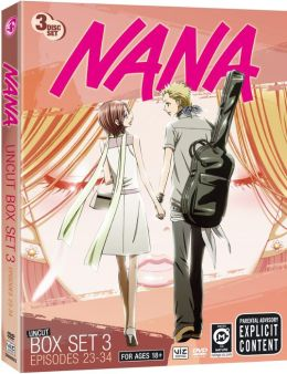 Nana: Uncut Box Set, Vol. 3