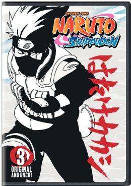 Naruto: Shippuden, Vol. 3