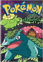 Pokemon Elements 1: Grass