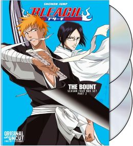 Bleach Season Four Box Set, Part 2 (3 Discs)