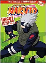 Naruto Uncut Box Set: Season 2 , Vol. 2