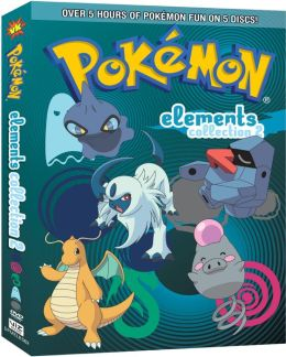 Pokemon Elements: Collection 1 (5pc) / (Box)
