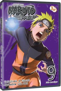 Naruto: Shippuden - Box Set 9