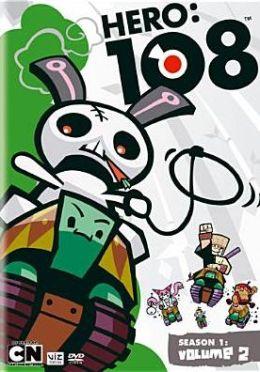 Hero 108: Season One V.2