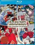 Video/DVD. Title: Inuyasha: The Movie The Complete Collection
