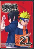 Video/DVD. Title: Naruto Shippuden Uncut Set 21