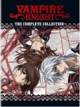 Video/DVD. Title: Vampire Knight: The Complete Collection
