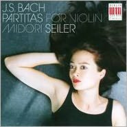 J.S. Bach: Partitas for Violin