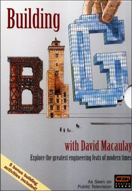 Building Big with David Macaulay Collection