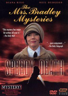 Mrs. Bradley's Mysteries - Speedy Death: Masterpiece Thatre