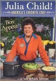 Video/DVD. Title: Julia Child! America's Favorite Chef