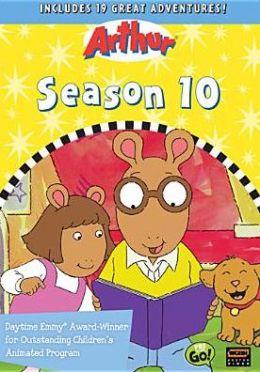 Arthur: Arthur Season 10