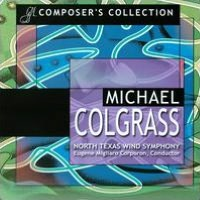 Composer's Collection: Michael Colgrass
