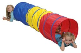 Find Me-Multicolor Tunnel - 6ft