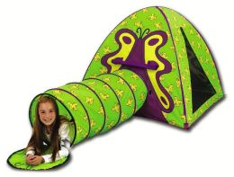 Butterfly Tent & Tunnel Combo