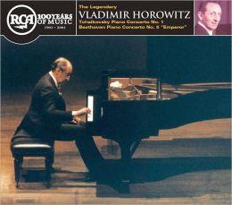 Tchaikovsky: Concerto No.1; Beethoven: Concerto No. 5