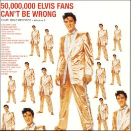 50,000,000 Elvis Fans Can't Be Wrong: Elvis' Golden Records, Vol. 2 [Bonus Tracks]