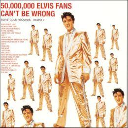 50,000,000 Elvis Fans Can't Be Wrong: Elvis' Golden Records, Vol. 2 [Bonus Tracks]