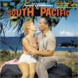 CD Cover Image. Title: South Pacific [Original Soundtrack], Artist: