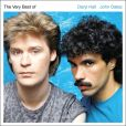 CD Cover Image. Title: The Very Best of Daryl Hall & John Oates, Artist: Daryl Hall & John Oates