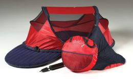 Kidco PeaPod Travel Tent -  Red