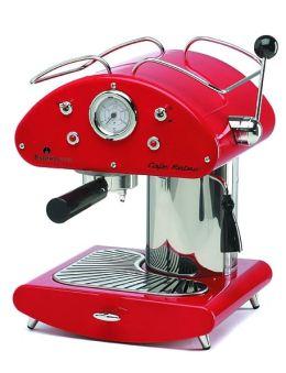 Espressione 1385 Café Retró Espresso Maker - Red
