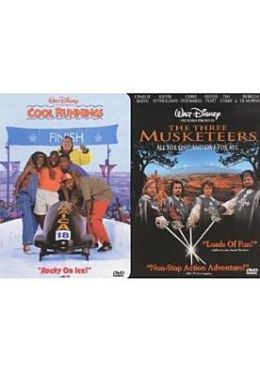 Cool Runnings / Three Musketeers