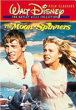 The Moon-Spinners
