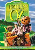 Video/DVD. Title: Return to Oz