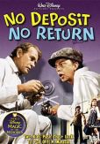 Video/DVD. Title: No Deposit, No Return