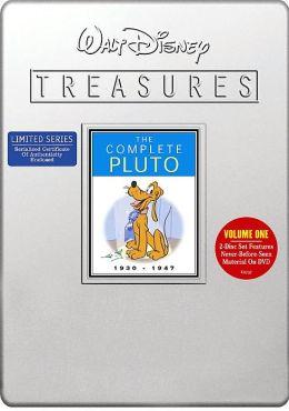 Walt Disney Treasures - The Complete Pluto Vol. 1