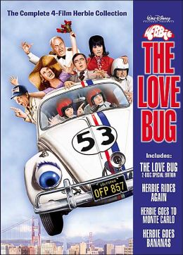 Herbie The Love Bug Collection