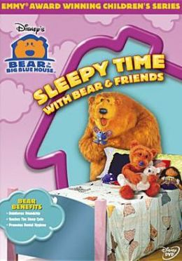 Bear in the Big Blue House: Sleepy Time with Bear and Friends