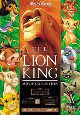 Lion King Trilogy