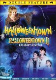 Video/DVD. Title: Halloweentown Double Feature