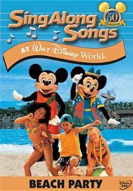 Disney's Sing Along Songs: Beach Party at Walt Disney World