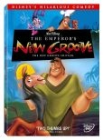 Video/DVD. Title: The Emperor's New Groove