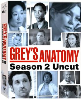 Grey's Anatomy - Season 2 Uncut