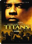 Video/DVD. Title: Remember The Titans